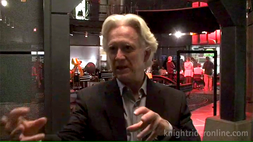 Bruce Davison: On-Set Exclusive