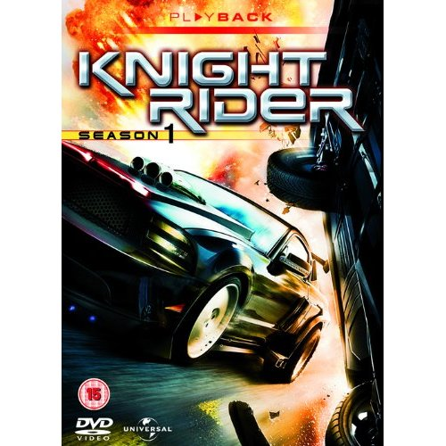 Knight Rider Dvd Box Set Knight Rider 2008 Dvd Set