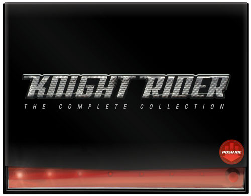 knight rider the complete collection front