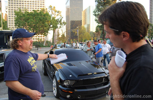 Knight Rider NOT canceled says Gary Scott Thompson