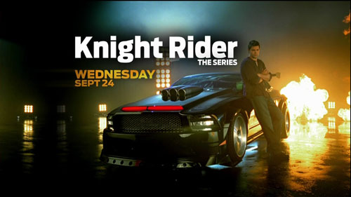 Premier Knight Rider 2008 Episode for Free on iTunes - news