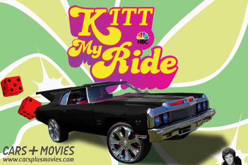 car + movies conceptualizes kitt my ride