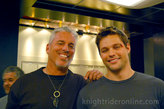 justin bruening and steve whiteside