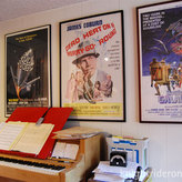 Piano and Posters
