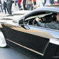 Justin Bruening drives away in KITT