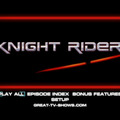 Knight Rider 2008 DVD Menu