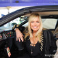 Catherine Hickland and Her KITT