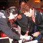 David Hasselhoff at VIP Party