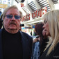 Glen Larson at Pre Press Event Lineup