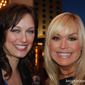 Deanna Russo and Catherine Hickland