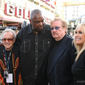 George Barris, Craig owner of DeceptiKARR, Glen Larson and Catherine Hickland
