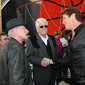 Don Peake, James Winburn and David Hasselhoff