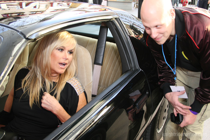 Online Car Auction >> Catherine Hickland - photos . knight rider online