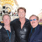 Jack Gill, David Hasselhoff, Glen Larson