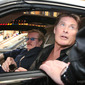 Glen Larson and David Hasselhoff