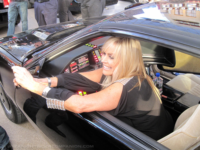 Online Car Auctions >> Catherine Hickland - photos . knight rider online