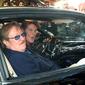 Glen Larson and David Hasselhoff