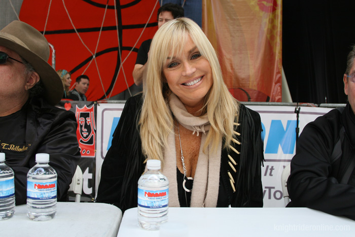 Catherine Hickland Stevie Mason Photos Knight Rider Online
