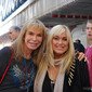 Ann Turkel and Catherine Hickland