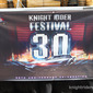 Knight Rider Festival poster
