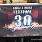 Knight Rider Festival poster