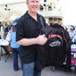 Jack Gill and his Knight Rider crew jacket