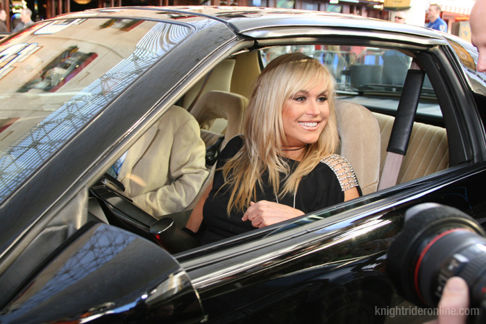 Catherine Hickland - photos . knight rider online