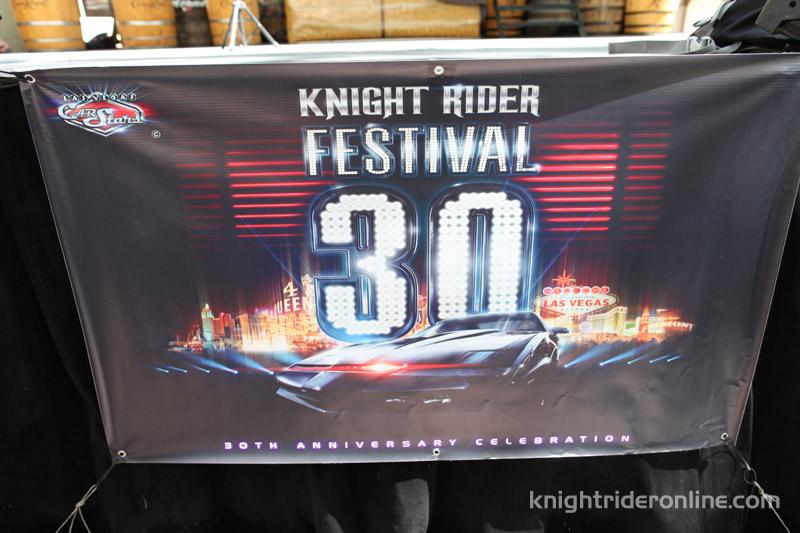 knight rider festival poster  knight rider