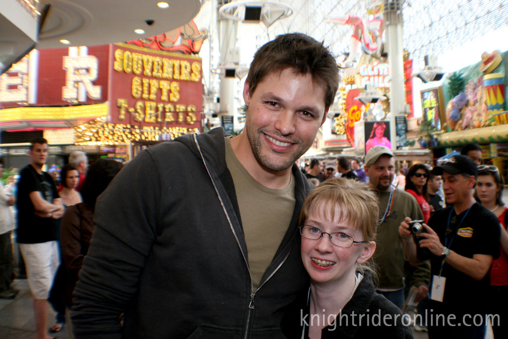 Justin Bruening And Sarah Photos Knight Rider Online